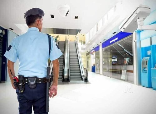 Shopping Mall Security Guard