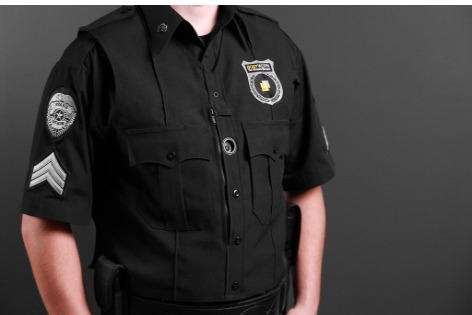 SECURITY GUARDS AND LAW ENFORCEMENT