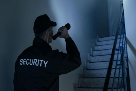 THE PROUD WORLD OF SECURITY